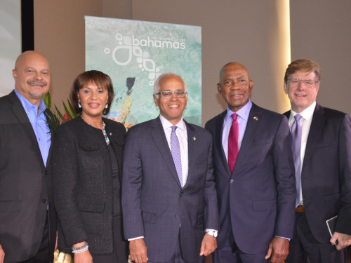 Bahamas Ministry of Tourism: travel is the best way to help
