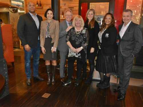Discover America Canada & Brand USA host a Thanksgiving feast for valued partners