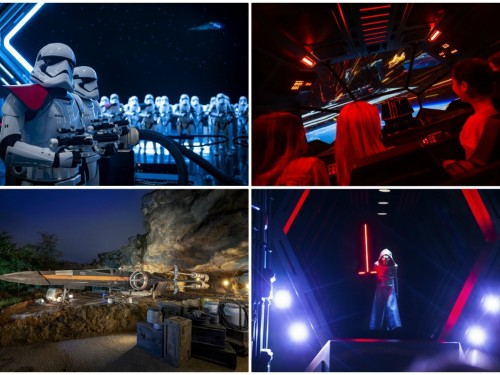 PHOTOS: Star Wars: Rise of the Resistance now open at Walt Disney World