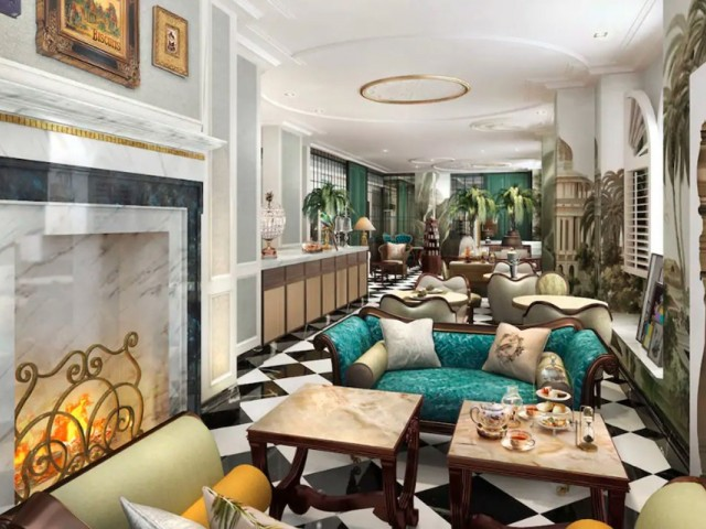 The Unbound Collection by Hyatt debuts with Great Scotland Yard Hotel