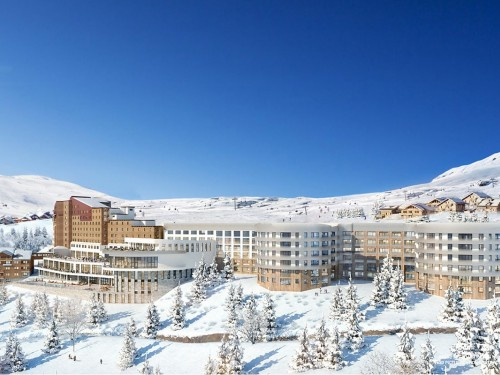 Avid skiers can now enjoy all-inclusive packages at Club Med Alpe d'Huez