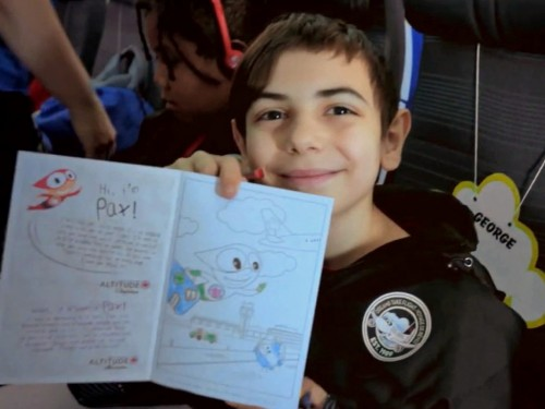 Air Canada's latest video shows why Every Kid Deserves a Day Off