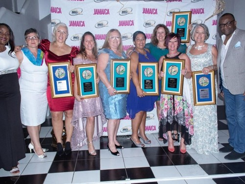 Eight Canadian agents recognized as Top 50 Jamaica Travel Specialists