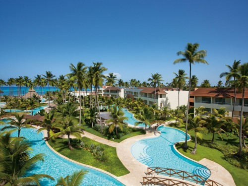 Two AMResorts hotels in Punta Cana show off a chic new look
