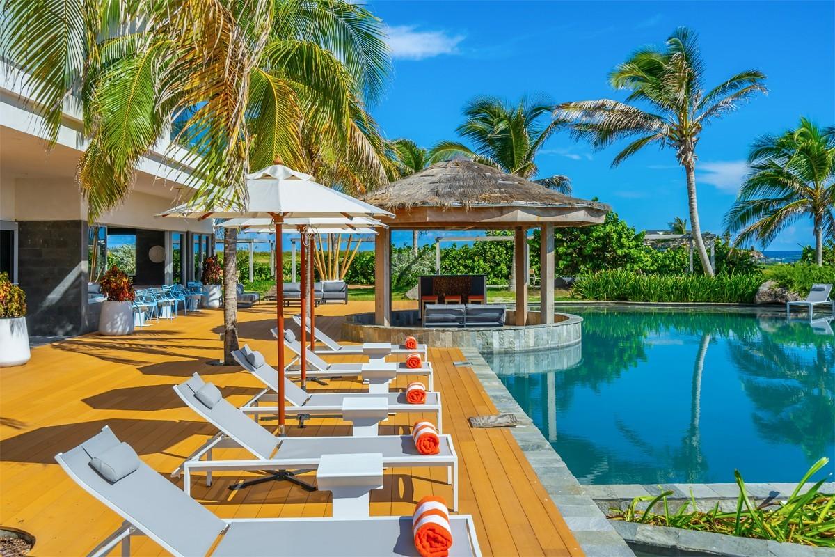 Curio Collection's KOI Resort Saint Kitts now open