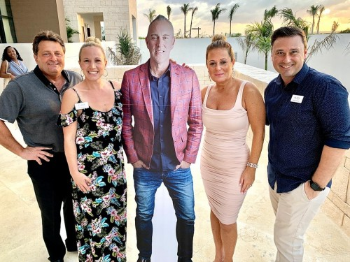 On location: Playa showcases Hyatt Ziva/Zilara at Spotlight Awards; Amanda Morris wins (and Freddie Marsh was there. Kinda.)