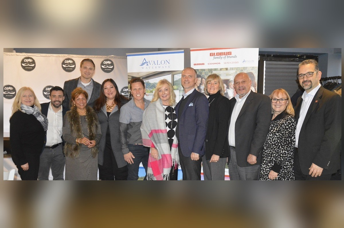 """We have friends here today:"" Globus thanks travel partners for another strong year"