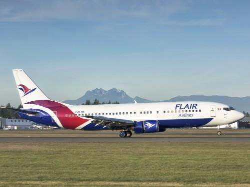 Flair announces plans to grow Boeing 737 fleet