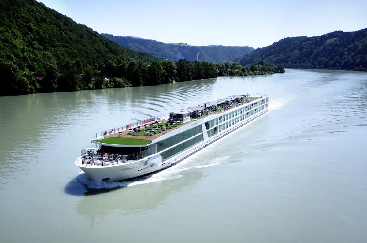 Emerald Waterways unveils Emerald Luna, new itinerary for 2021 season