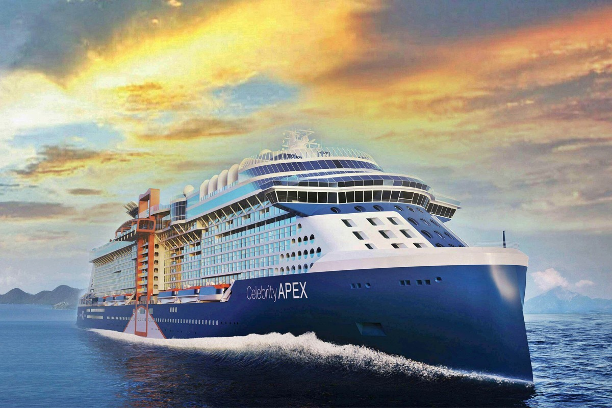 Celebrity Apex promises elevated cruise experience upon debut this spring