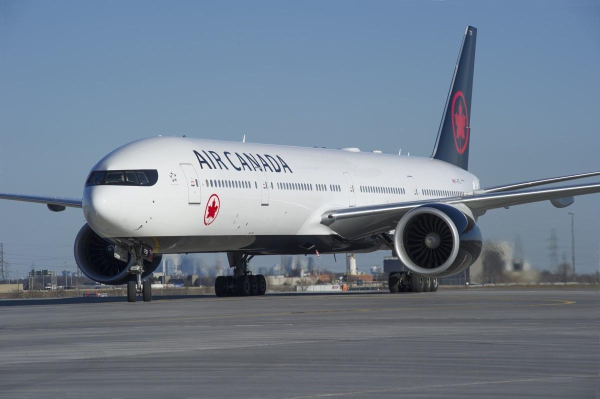 Coronavirus: Air Canada cancels select China flights as demand drops