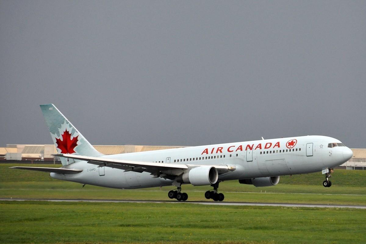 Air Canada plane en route to Toronto makes emergency landing in Madrid