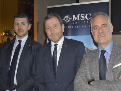 Committed to Canada: MSC talks Canadian trade strategy, new ships and more