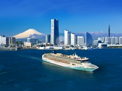 NCL cancels Spirit's Asia sailings