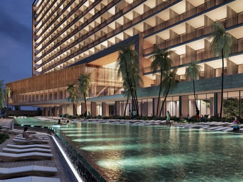 Grand opening of Dreams Vista Cancun delayed again over construction