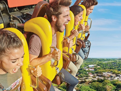 4 cool theme parks worth exploring this year