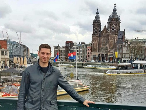 PAX Checks In with Scenic/Emerald Waterways' Jared Gelfand