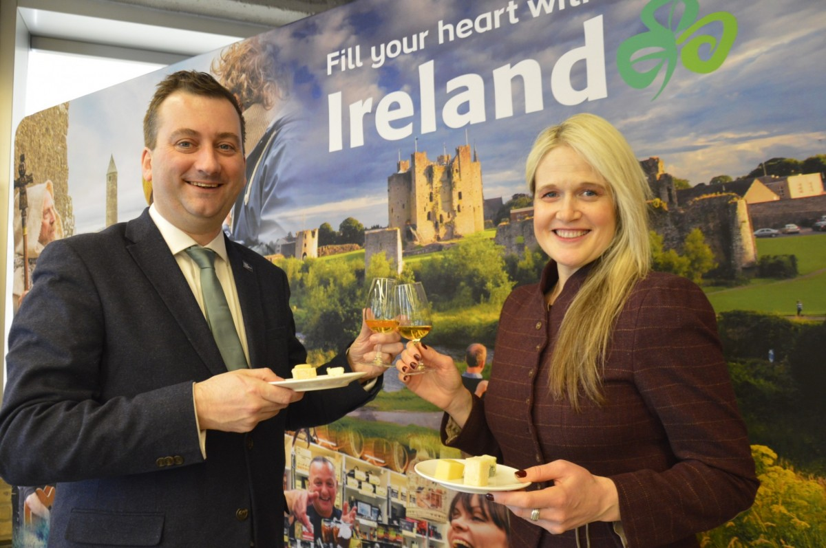Tourism Ireland & Irish Whiskey Association: the perfect pairing