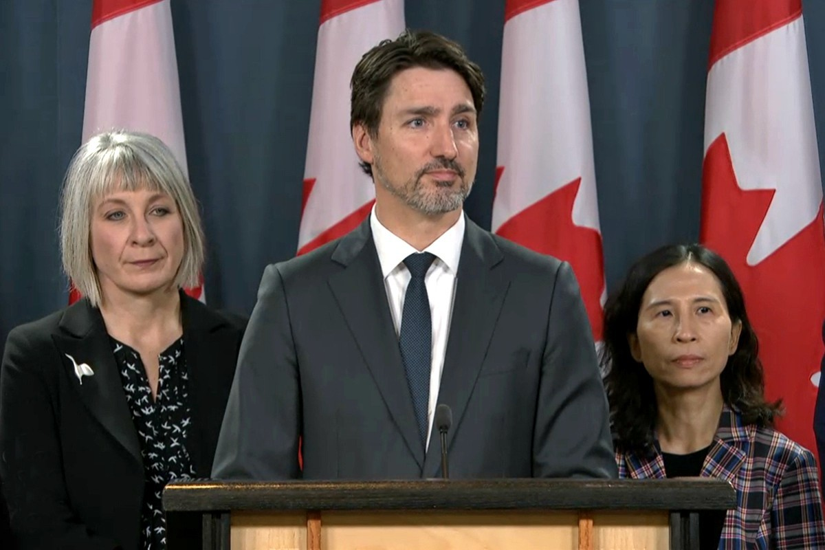 Ottawa commits $1B to fight COVID-19; details on PM's plans to help travel industry still foggy