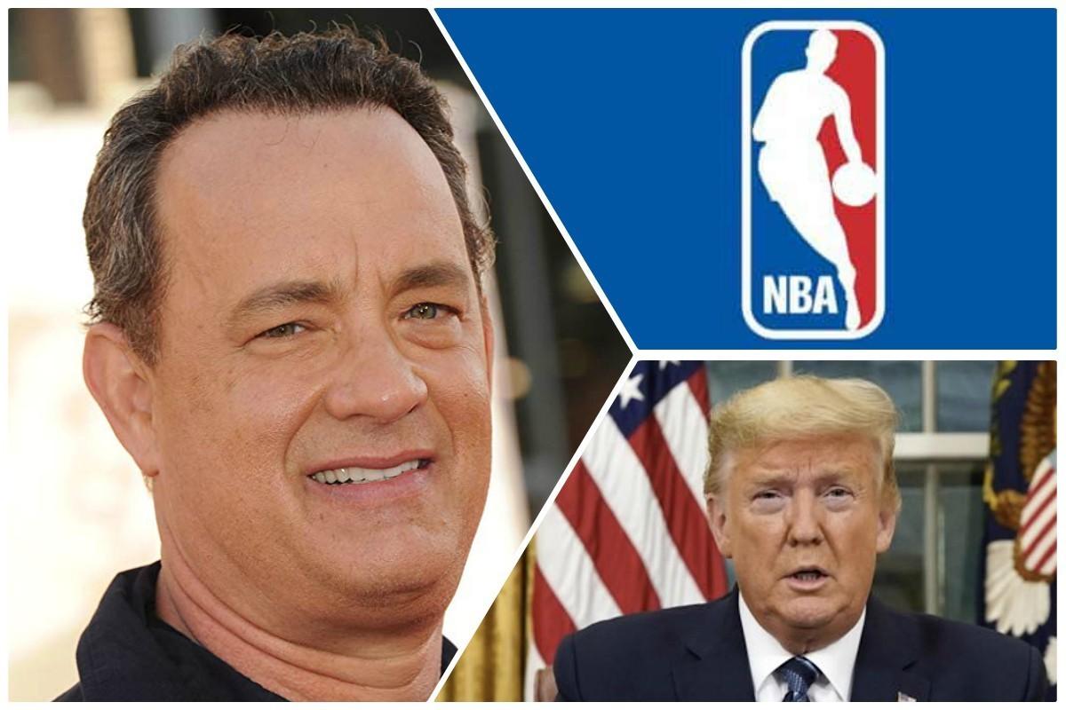 COVID-19: Trump suspends U.S-Europe travel; Tom Hanks is sick; NBA suspends season