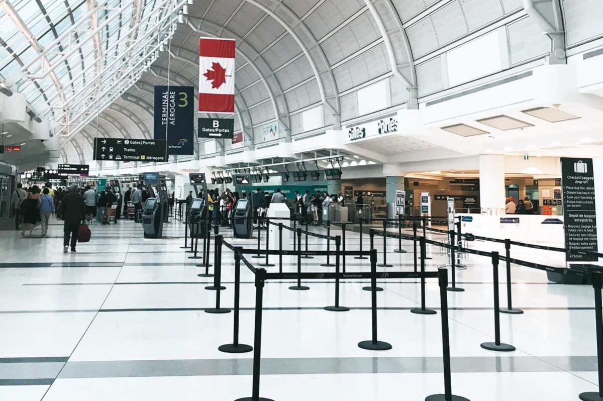 COVID-19: Ottawa limits international arrivals to 4 Canadian airports