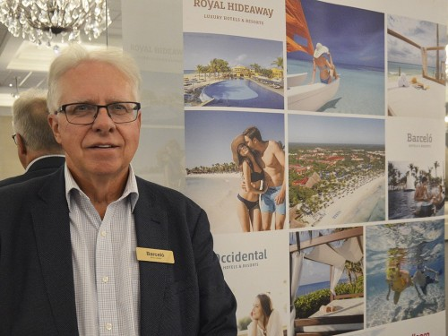 """The travel industry is resilient:"" Barcelo BDMs here to help agents"