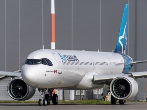 Air Transat announces new special flights to repatriate Canadians