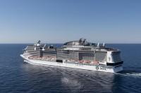 MSC halts cruises through May 29