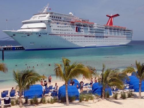 Carnival pauses sailings through May 11