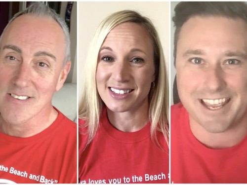 "VIDEO: Playa's Canadian team thanks agents, sends love ""to the beach and back"""