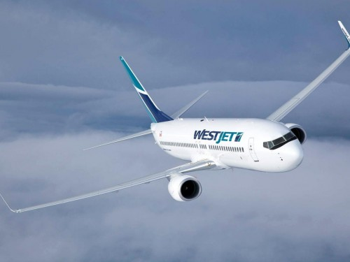Social distancing done right: WestJet temporarily stops selling middle seats