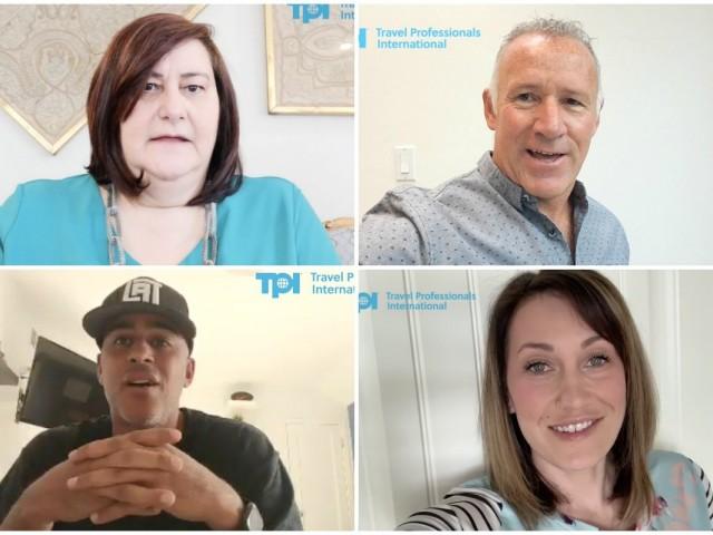 """VIDEO: """"...We will overcome:"""" TPI addresses COVID-19 pandemic"""