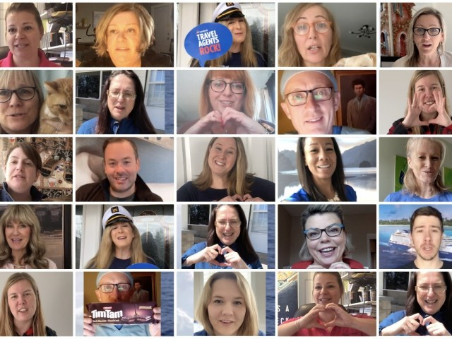 VIDEO: Ontario travel reps show love for agents in ultimate tribute video