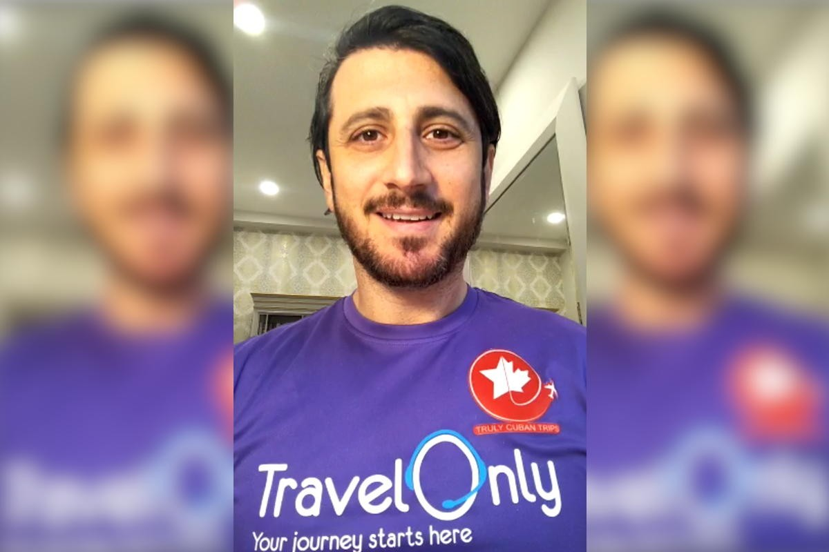 """VIDEO: """"Stay strong:"""" A message from Gregory Luciani, president/CEO of TravelOnly"""