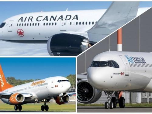 Air Canada, Air Transat, Sunwing suspend flights until at least June