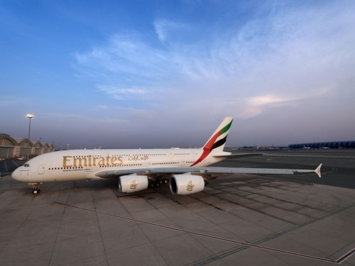 Emirates begins on-site rapid COVID-19 tests for passengers