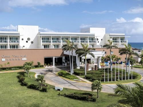 "Ocean Vista Azul says ""goodbye to the beautiful beaches of Cuba"""
