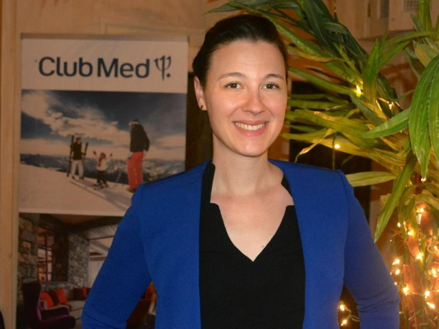 "VIDEO: Club Med will work with agents ""every step of the way,"" says Amélie Brouhard"
