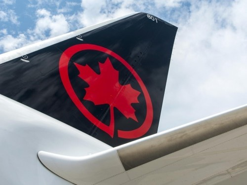 Air Canada temporarily suspending service to the U.S. after April 26th