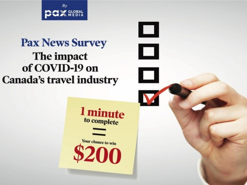 Survey: The impact of COVID-19 on Canada's travel industry