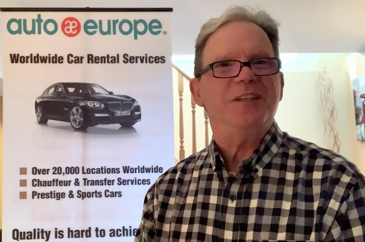"VIDEO: ""We're all in this together:"" Christopher Stubbs of Auto Europe"