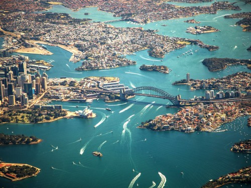 """Australia & New Zealand considering opening a """"travel bubble"""""""