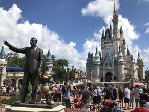 Disney parks take a $1-billion hit due to COVID-19 shutdown