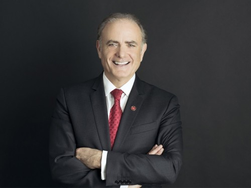 "Air Canada ""rethinking all aspects"" of travel, says CEO Calin Rovinescu"