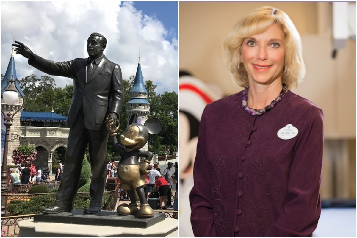 Disney Parks' Chief Medical Officer outlines plans for reopening