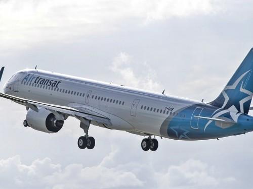 Air Transat is temporarily suspending its flights through June