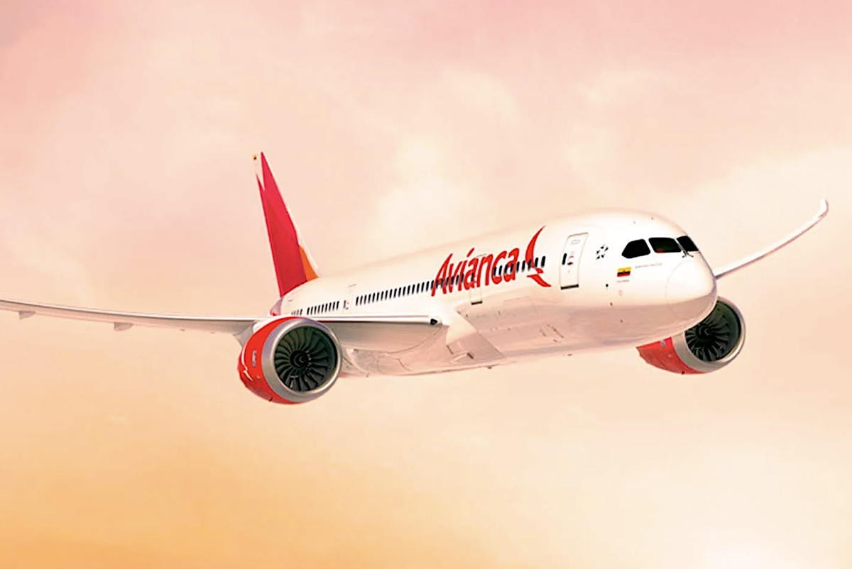 Avianca, one of Latin America's largest airlines, files for bankruptcy