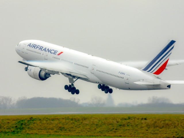 Air France gradually increases the frequency of its flights