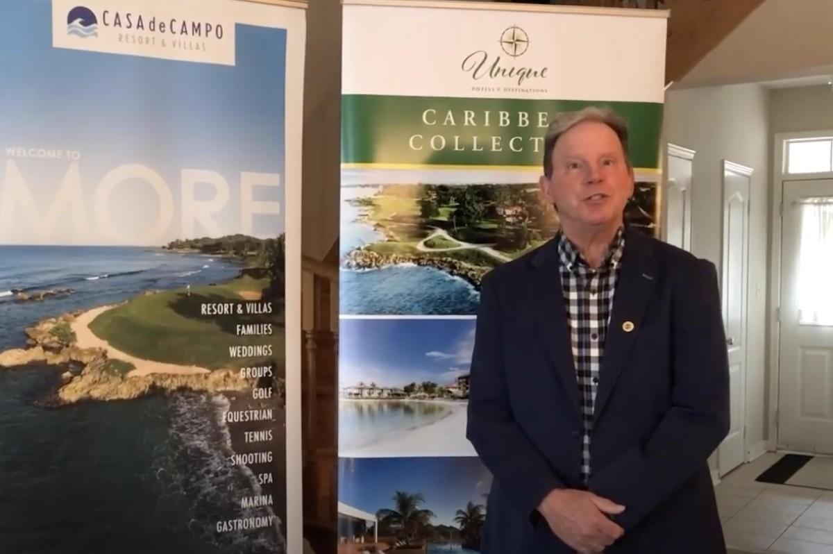 VIDEO: A message from Caribbean Castle/Casa de Campo Resorts & Villas