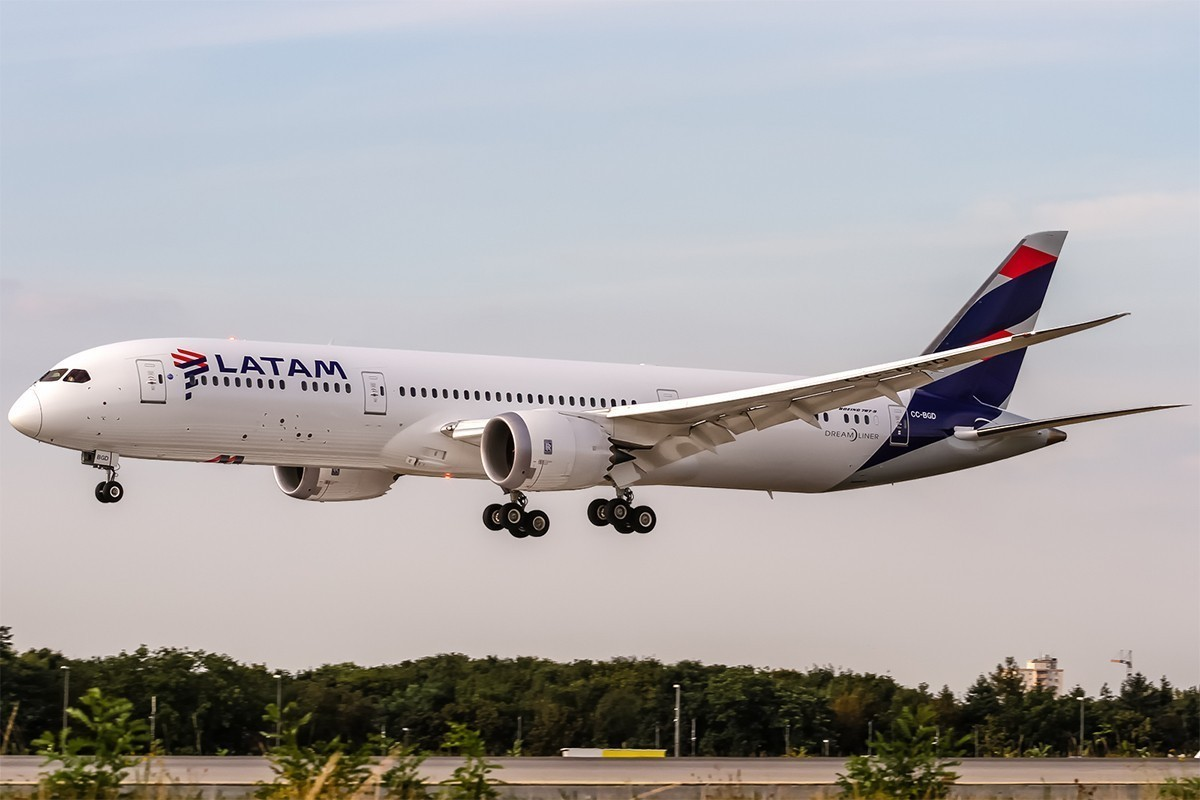 LATAM Airlines files for bankruptcy protection